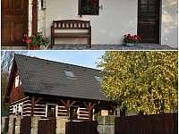 Chalupa u Zvonice Čtveřín - ubytování Čtveřín