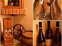 Vinný sklípek - Čtveřín