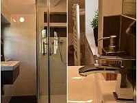 Vrchní koupelna - Čtveřín