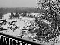 Zima v Javoří - Dolní Javoří
