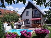 Český ráj: Rodinný dům - ubytování v soukromí