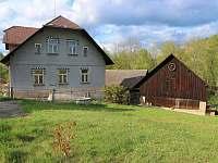 Levné ubytování Koupaliště Sedmihorky Apartmán na horách - Chloumek