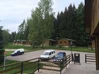ubytování Kněžnice v chatkách na horách