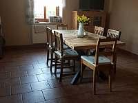 kuchyň - rekreační dům k pronajmutí Kopidlno