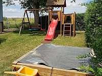pískoviště - rekreační dům ubytování Kopidlno