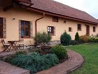 Rekreační dům ubytování v obci Pařízek