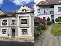 Lázně Bělohrad léto 2017 ubytování