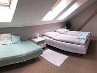 Podkrovní pokoj č. 4 - Lázně Bělohrad