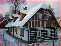 ubytování  v apartmánu na horách - Rovensko pod Troskami