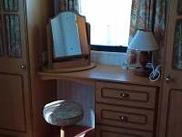 Ložnice 1 - chata ubytování Všeň