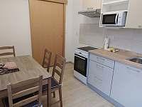 Apartmán 1- kuchyň,jídelna - Jičín