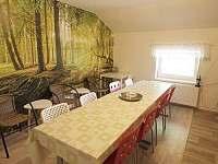 Společenská místnost - ubytování Žehrov