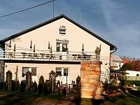 vila Maruška - ubytování Žehrov