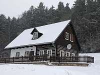 Chalupa k pronájmu - okolí Bukoviny u Pecky