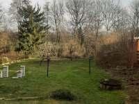 pohled do zahrady - Jičín - Robousy