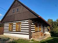 Chalupa ubytování v obci Liščí Kotce