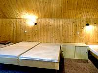 Ložnice 2 - chata k pronájmu Troskovice