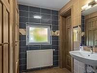 WC a sprchy - apartmán k pronajmutí Malá Skála