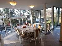 jídelna - chata k pronájmu Branžež