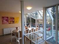 jídelna - chata ubytování Branžež