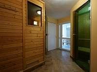 sauna a parní kabina se sprchou - Branžež