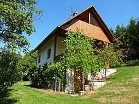Chata k pronajmutí - okolí Besedic