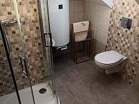 Koupelna s toaletou - Radostná pod Kozákovem - Kozákov
