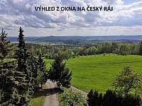 Výhled z okna - Radostná pod Kozákovem - Kozákov