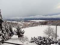 Zima - apartmán k pronájmu Radostná pod Kozákovem - Kozákov