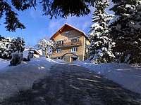 Zima - apartmán k pronajmutí Radostná pod Kozákovem - Kozákov