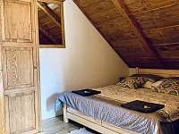 Apartmán 2 - chalupa ubytování Zámostí-Blata