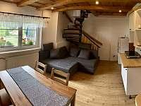 Apartmán 2 - chalupa k pronájmu Zámostí-Blata