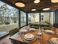Restaurace, konferenční sál - pronájem vily Branžež
