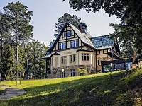 Chaty a chalupy Komárovský rybník ve vile na horách - Branžež
