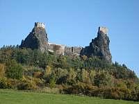 Inspirace k návštěvě, hrad Trosky - vila k pronajmutí Brada - Rybníček