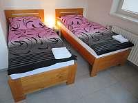 Pokoj 1 - vila ubytování Brada - Rybníček