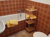 Koupelna - Zásada u Sychrova