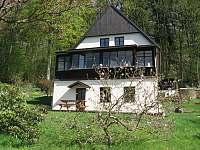 ubytování Bukovina u Turnova v apartmánu na horách