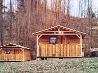 Kemp na Výsluní - chatky ubytování Jinolice - 2