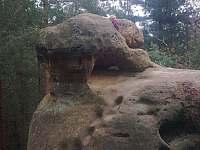 Chata FRIDAY - chata - 16 Ktová (Rovensko pod Troskami)