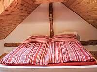 Pokoj 3 - chalupa ubytování Choteč