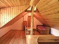 Pokoj 4 - chalupa ubytování Choteč