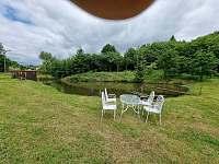 Chalupa s vlastním rybníkem - pronájem chalupy - 18 Střevač - Štidla