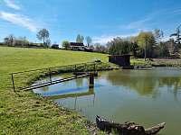 Chalupa s vlastním rybníkem - chalupa - 19 Střevač - Štidla