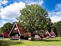 Dřevěnice ubytování 40 lidí  ubytování