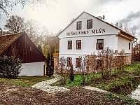Penzion na horách - dovolená  Komárovský rybník rekreace Dolni Bousov - Ošťovice