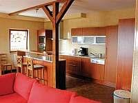 Kuchyňský kout - pronájem rekreačního domu Koberovy - Zbirohy