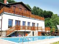 Rekreační dům na horách - okolí Splzova