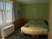 1. Apartmán v přízemí - ubytování Zámostí - Blata