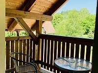 3. Studio s balkonem - apartmán k pronájmu Zámostí - Blata
